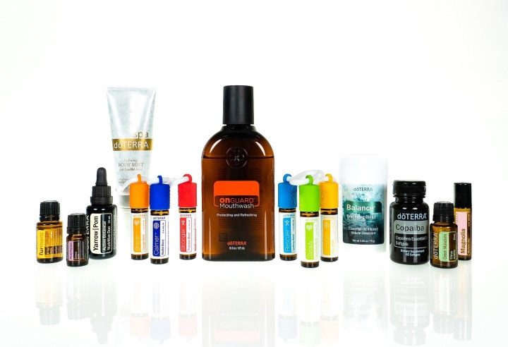 DōTERRA 2018 Convention New Products